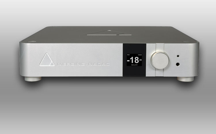 NADAC -  Networked DAC Interface