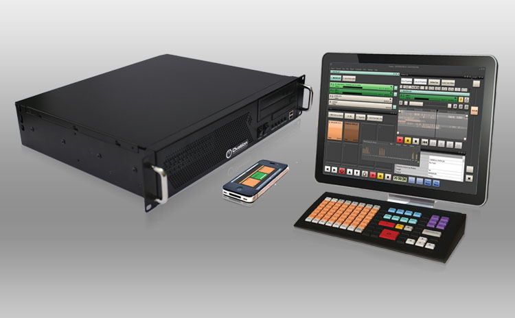 OVATION - Media Server and Sequencer