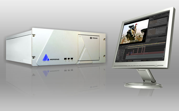 VCUBE HD - Video Player Recorder